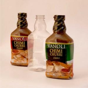 Envase en PET para Vanoli