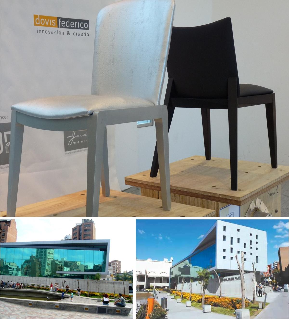 silla, sillas, dayer, san jose, buen pastor, salón austral, salon, expo, fimar 2012, multilaminado, diseño, argentina, córdoba, madera curvada, muebles, mobiliario, equipamiento